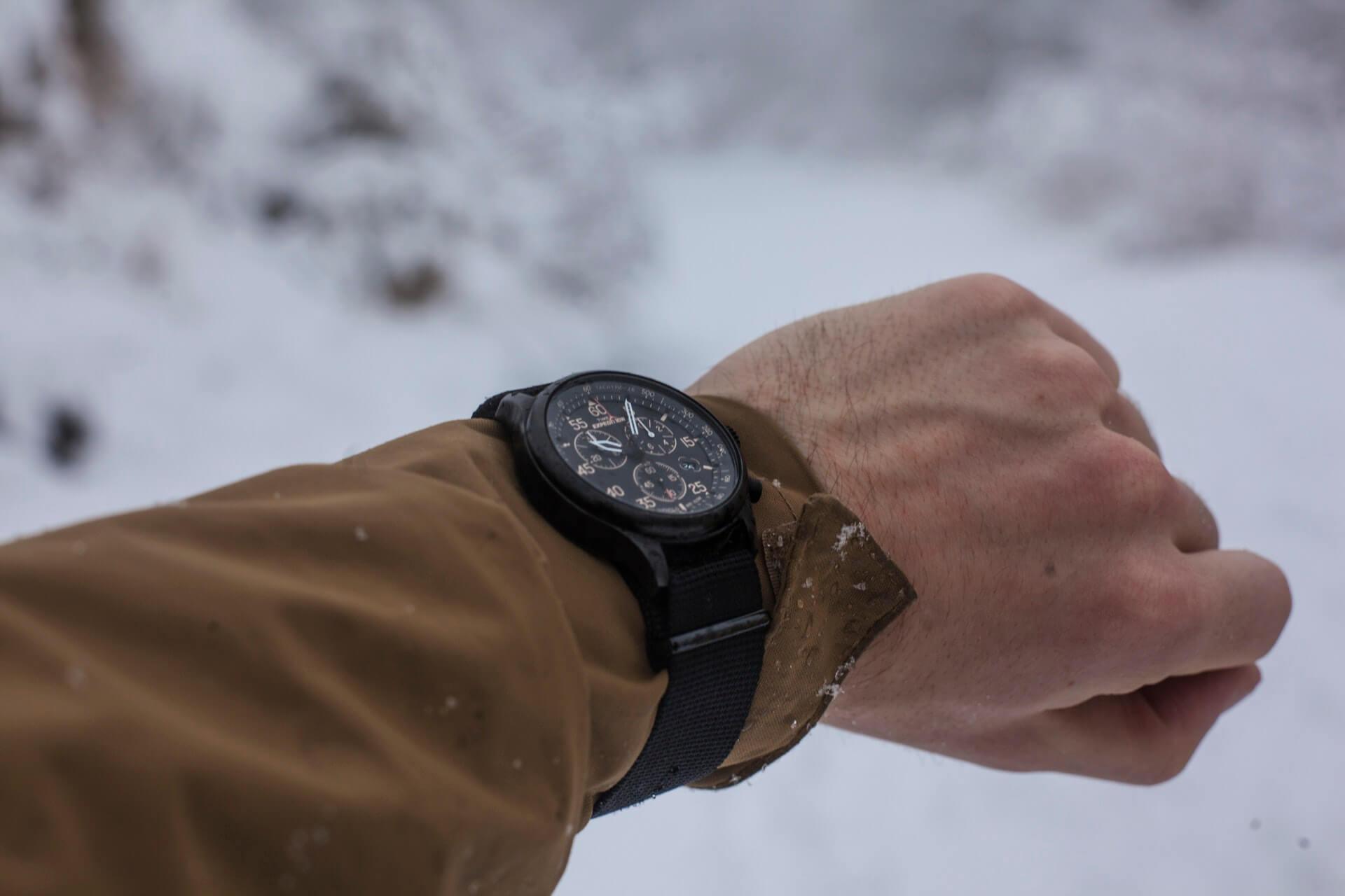 Dlaczego mężczyzna powinien nosić zegarek?