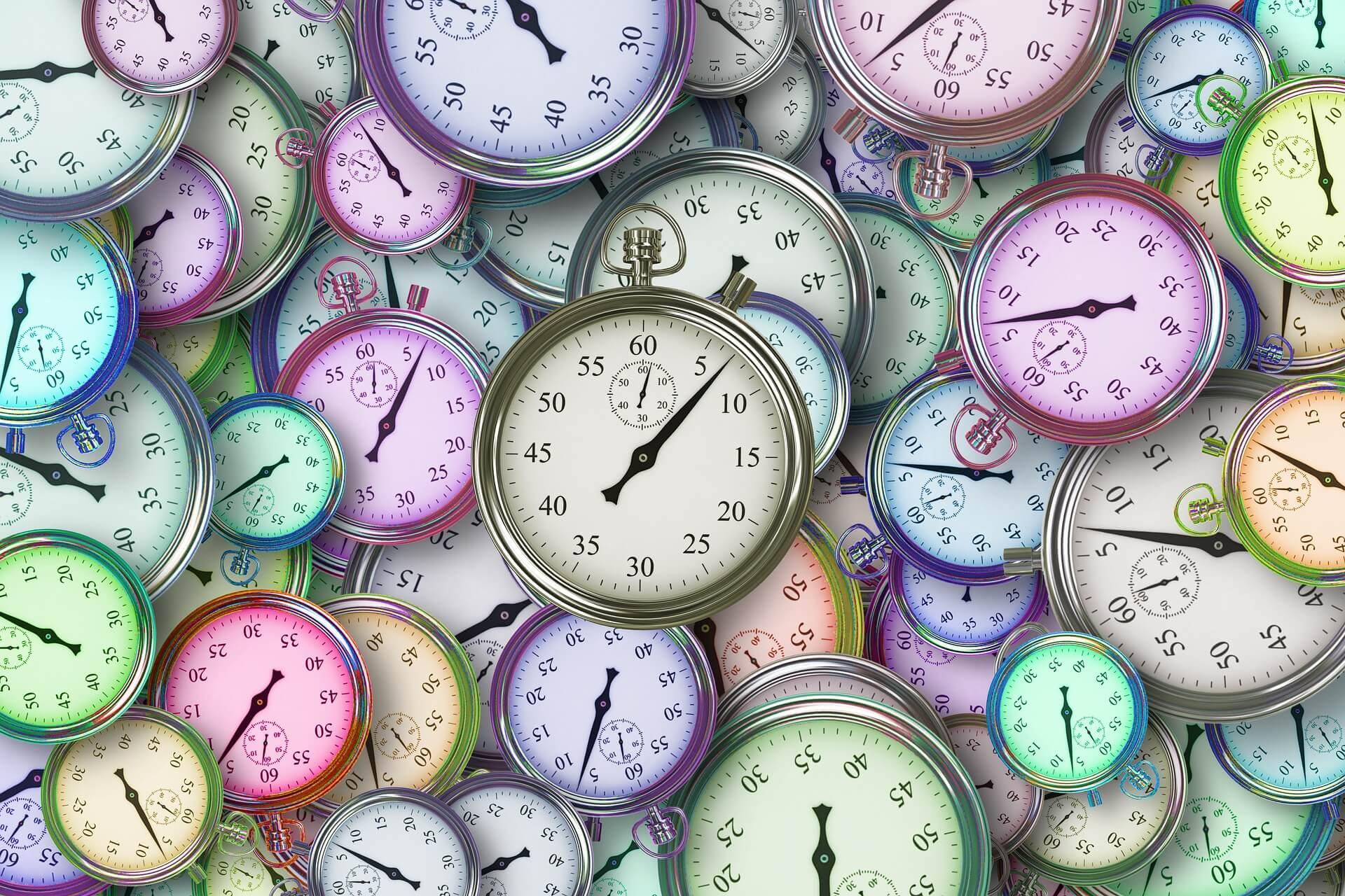10 najdziwniejszych zegarów świata
