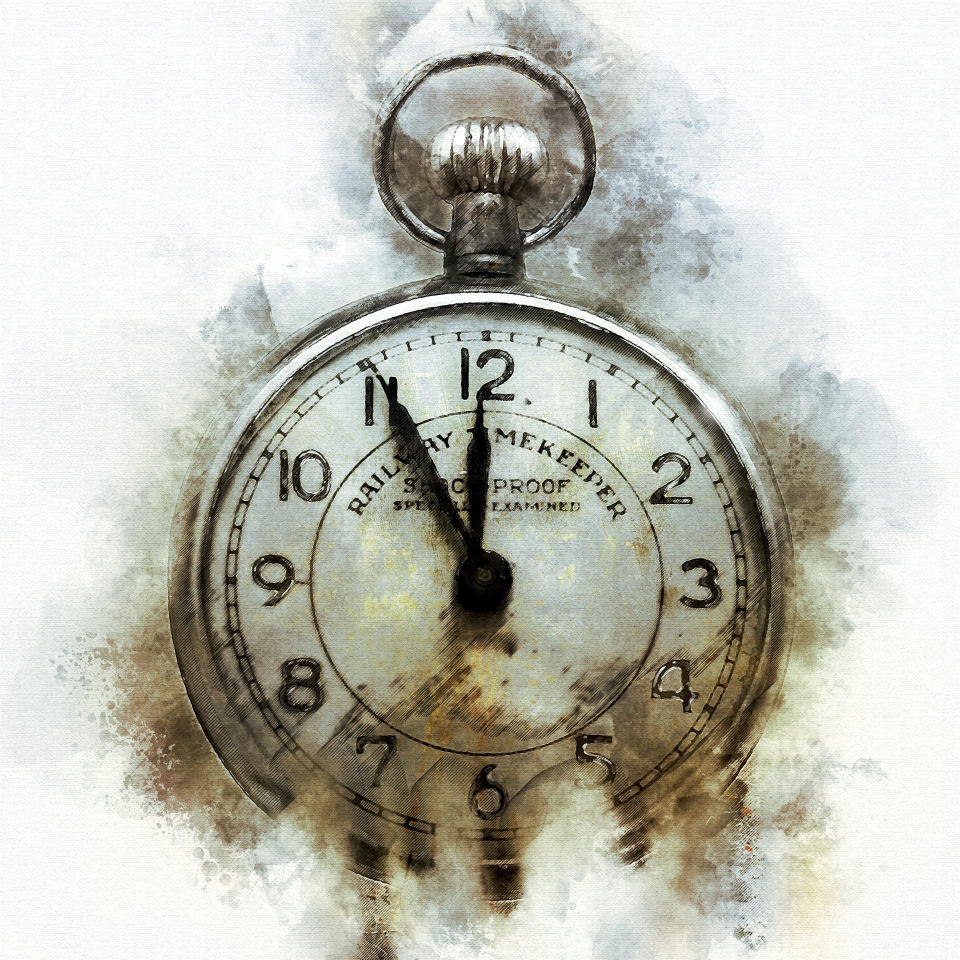 Czas uniwersalny, wahadło, spirala… – o zegarkach od a do z