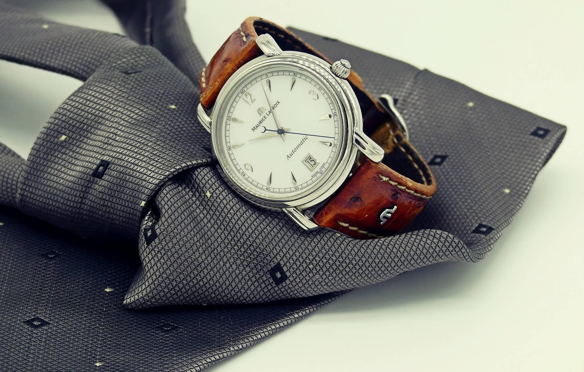 7 powodów, dla których mężczyzna powinien mieć zegarek